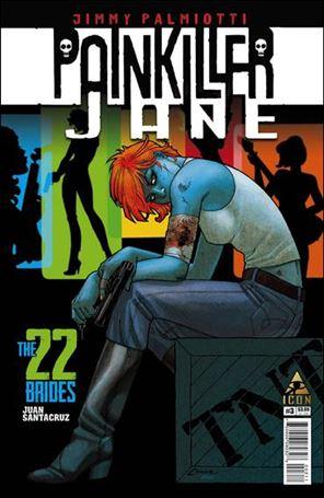 Painkiller Jane: The 22 Brides 3-A