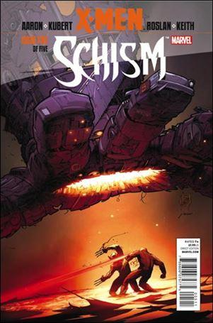 X-Men: Schism 5-A