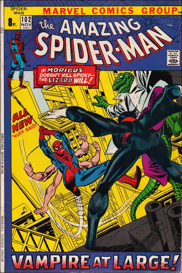 Amazing Spider-Man (1963) 102-B by Marvel
