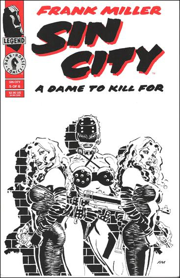 Sin City: A Dame to Kill For 5-A by Dark Horse