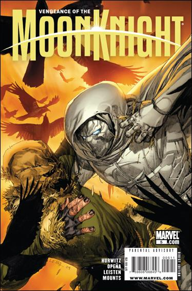 Vengeance of the Moon Knight 5-A by Marvel