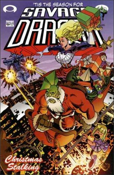 Savage Dragon (1993) 106-A by Image