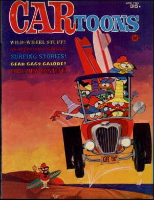 CARtoons (1961) 23-A by Petersen