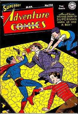 Adventure Comics (1938) 126-A by DC