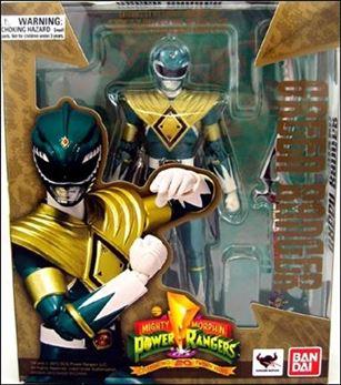 Mighty Morphin Power Rangers (S.H.Figuarts) Green Ranger