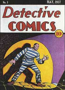 Detective Comics (1937) 3-A by DC