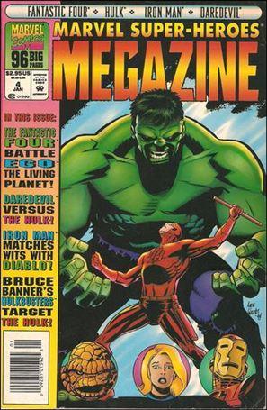 Marvel Super-Heroes Megazine 4-A