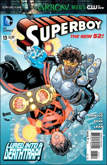 Superboy (2011/11) 13-A by DC