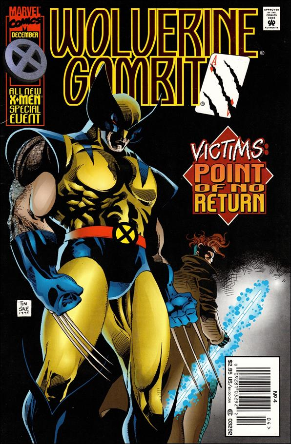 Wolverine/Gambit: Victims 4-A by Marvel