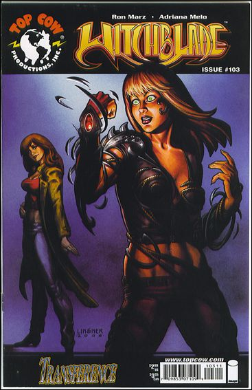 Witchblade 103-A by Top Cow