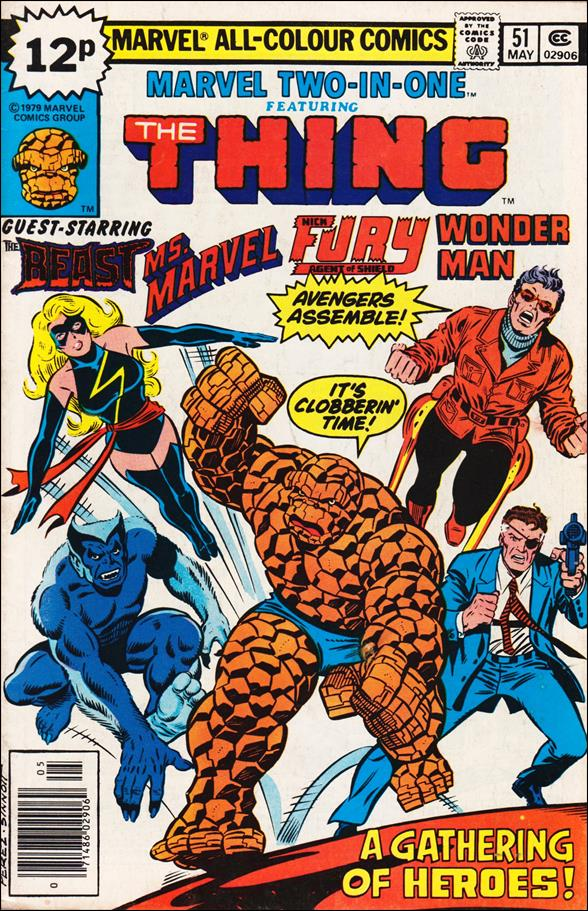 Marvel Two-In-One (1974) 51-B by Marvel