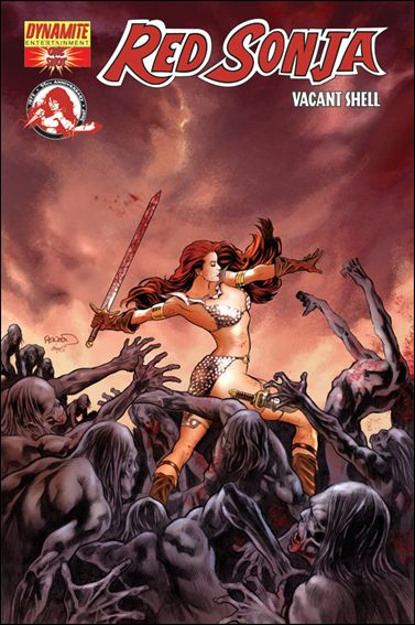 Red Sonja: Vacant Shell 1-A by Dynamite Entertainment