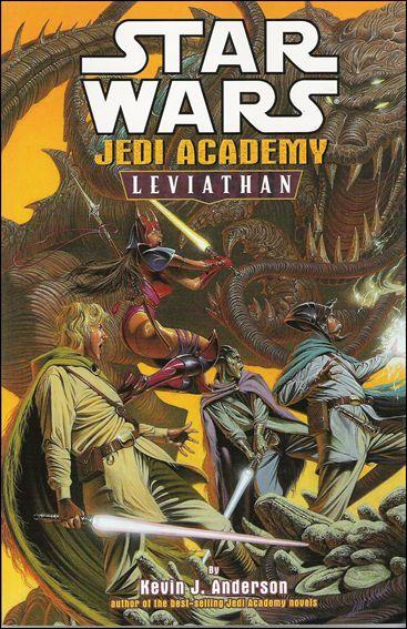 Star Wars: Jedi Academy - Leviathan nn-A by Dark Horse