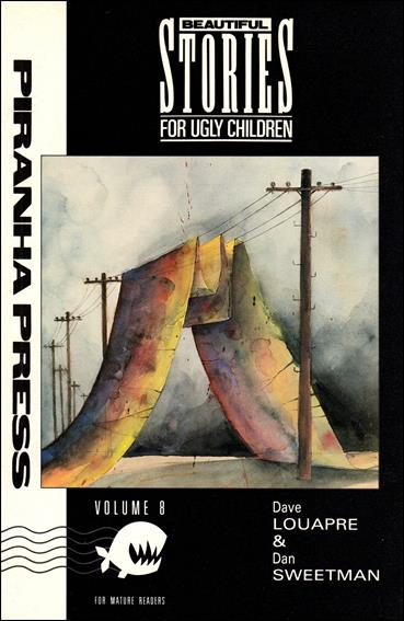 Beautiful Stories for Ugly Children 8-A by Piranha Press