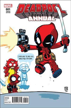 Deadpool Annual (2016) 1-B