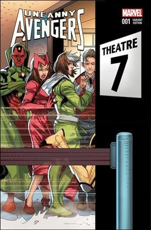 Uncanny Avengers (2015) 1-C