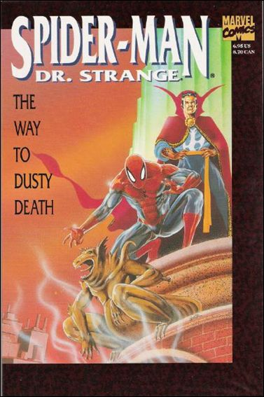 Spider-Man/Dr. Strange: The Way To Dusty Death (Invalid) 1-Z-INVALID by Invalid Title
