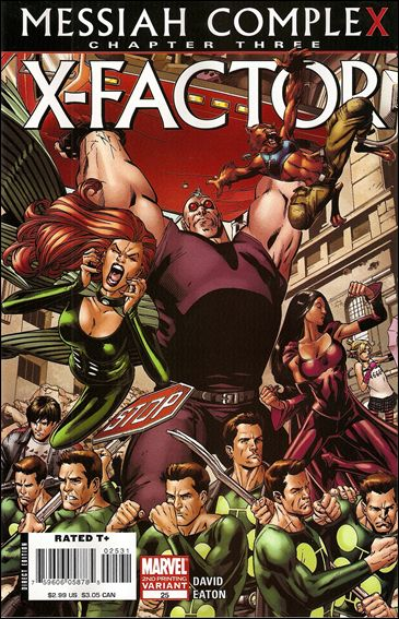 X-Factor (2006) 25-C by Marvel