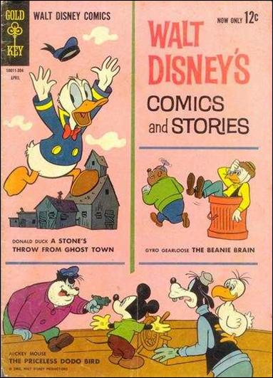 Walt Disney's Comics and Stories (1940) 271-A by Dell