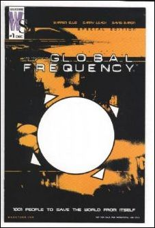 Global Frequency 1-B by WildStorm
