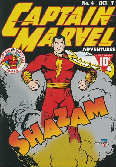 Captain Marvel Adventures 4-A by Fawcett