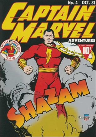 Captain Marvel Adventures 4-A