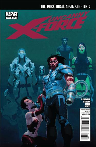 Uncanny X-Force (2010) 13-A by Marvel