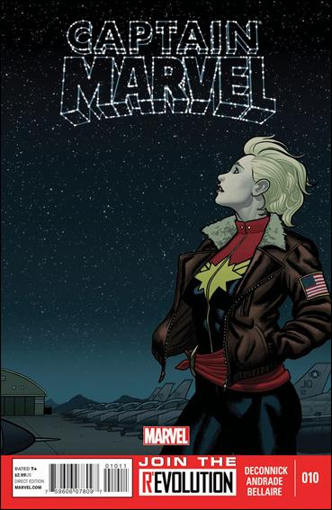 Captain Marvel (2012) 10-A by Marvel