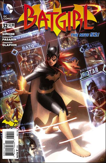 Batgirl (2011) 32-A by DC