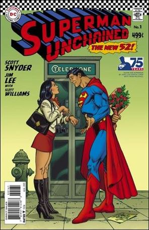 Superman Unchained 1-I