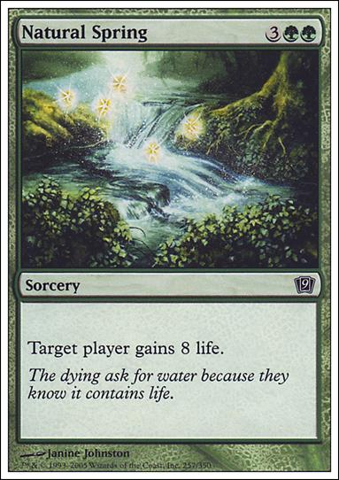 Magic the Gathering: 9th Edition (Base Set)257-A by Wizards of the Coast