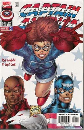 Captain America (1996) 5-B