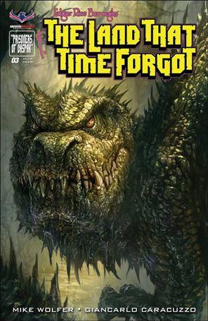 Edgar Rice Burroughs The Land That Time Forgot 3-B