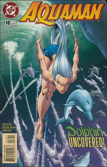 Aquaman (1994) 18-A by DC