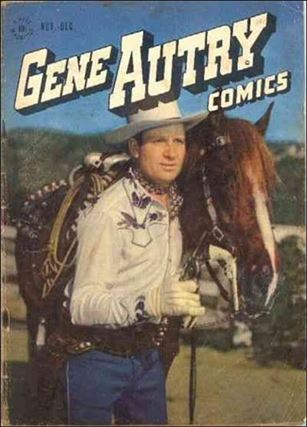 Gene Autry Comics (1946) 4-A