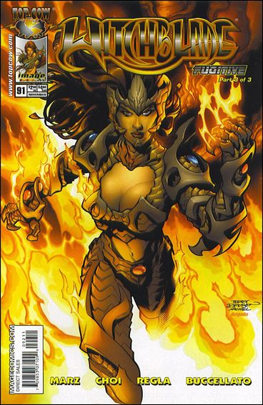 Witchblade 91-A by Top Cow