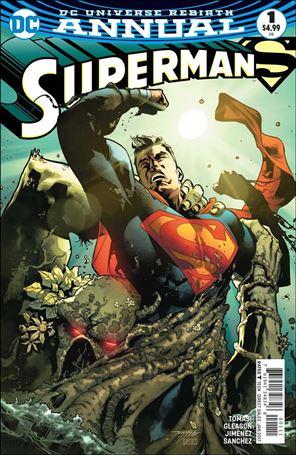 Superman Annual (2017) 1-A