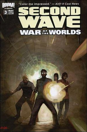 War of the Worlds: Second Wave 3-A