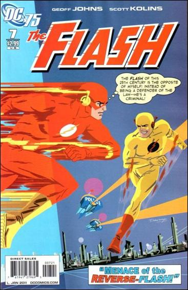 Flash (2010) 7-B by DC
