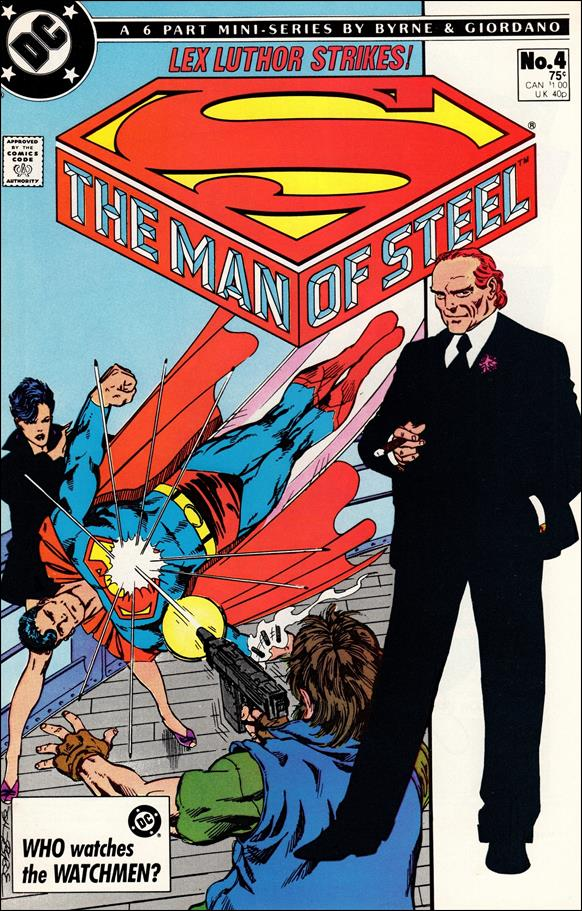 Man of Steel 4-A by DC