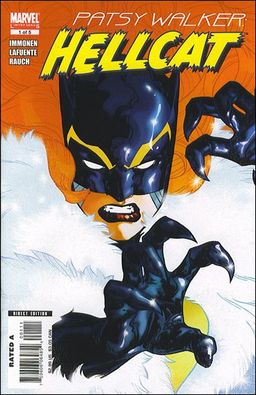 Patsy Walker: Hellcat 1-A by Marvel
