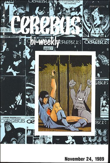 Cerebus Bi-Weekly 26-A by Aardvark-Vanaheim