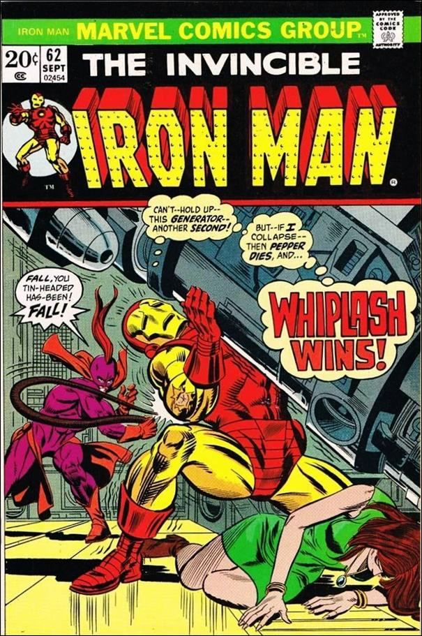 Iron Man (1968) 62-A by Marvel
