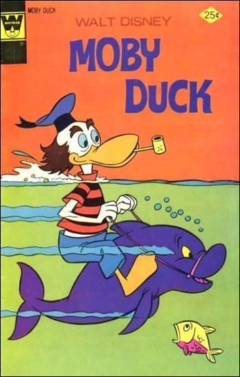 Walt Disney Moby Duck 20-B by Gold Key