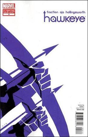 Hawkeye (2012) 3-B