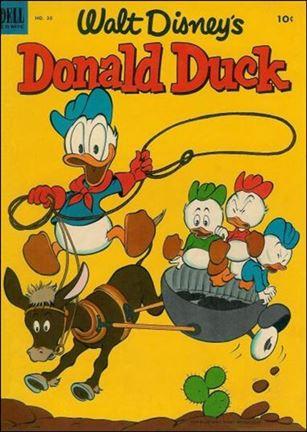 Walt Disney's Donald Duck (1952) 30-A