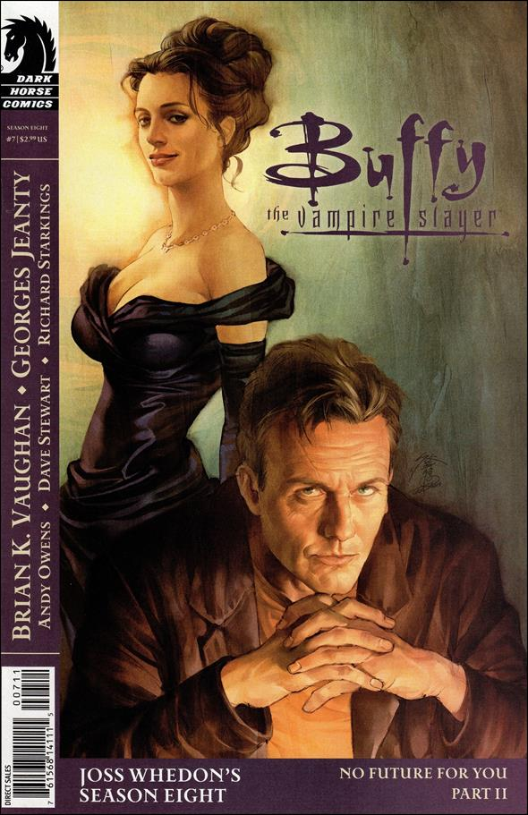 Buffy the Vampire Slayer Season Eight 7-A by Dark Horse