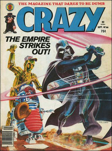 Crazy (1973/03) 66-A by Marvel