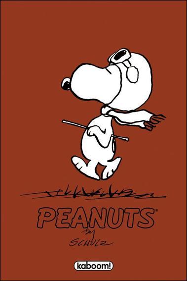 Peanuts (2012) 5-B by Kaboom!