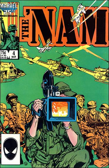 'Nam 4-A by Marvel